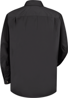 Men's Long Sleeve Meridian Performance Twill Shirt