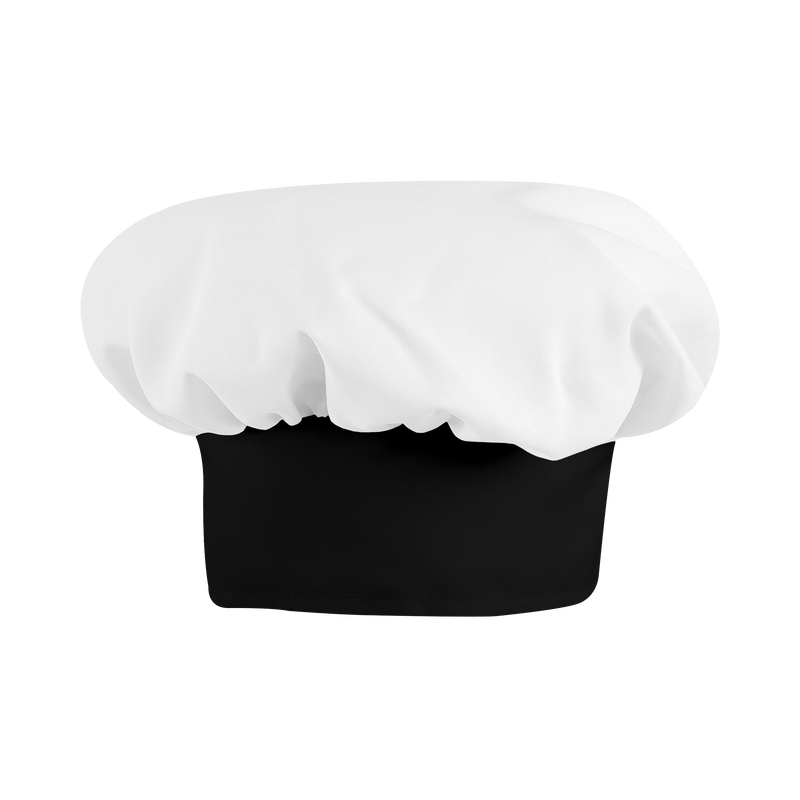 Chef Hat with Contrast