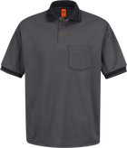 Men's Short Sleeve Performance Knit® Twill Polo