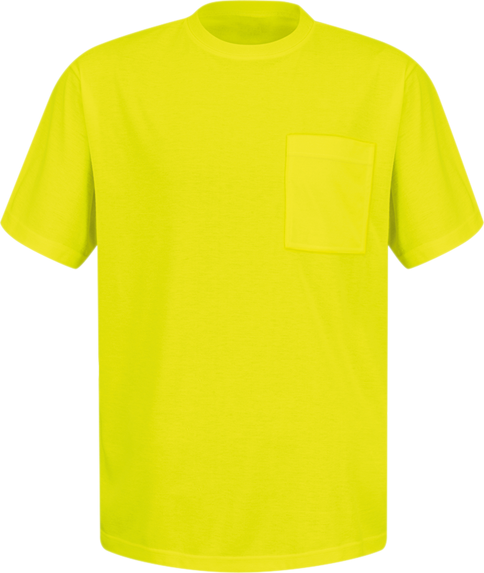 Enhanced Short Sleeve Visibility T-Shirt