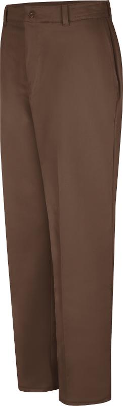Red Kap Mens Wrinkle-Resistant Cotton Work Pant