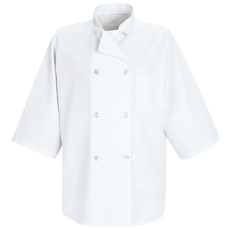 ½ Sleeve Chef Coat