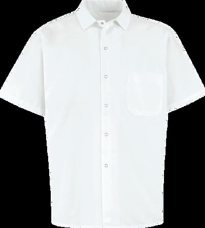 Spun Poly Long Cook Shirt