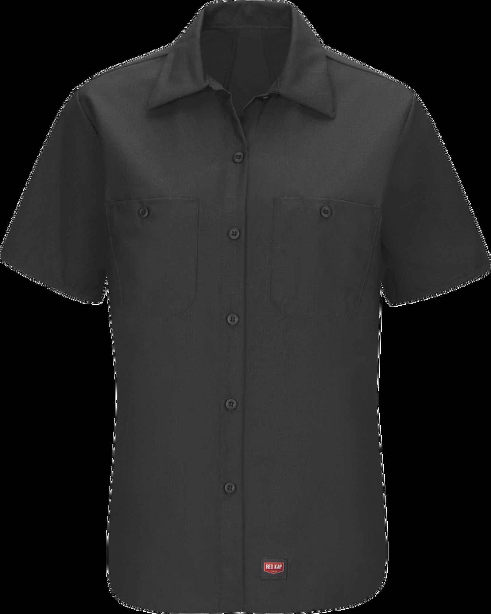 Women's Short Sleeve MIMIX™ Work Shirt