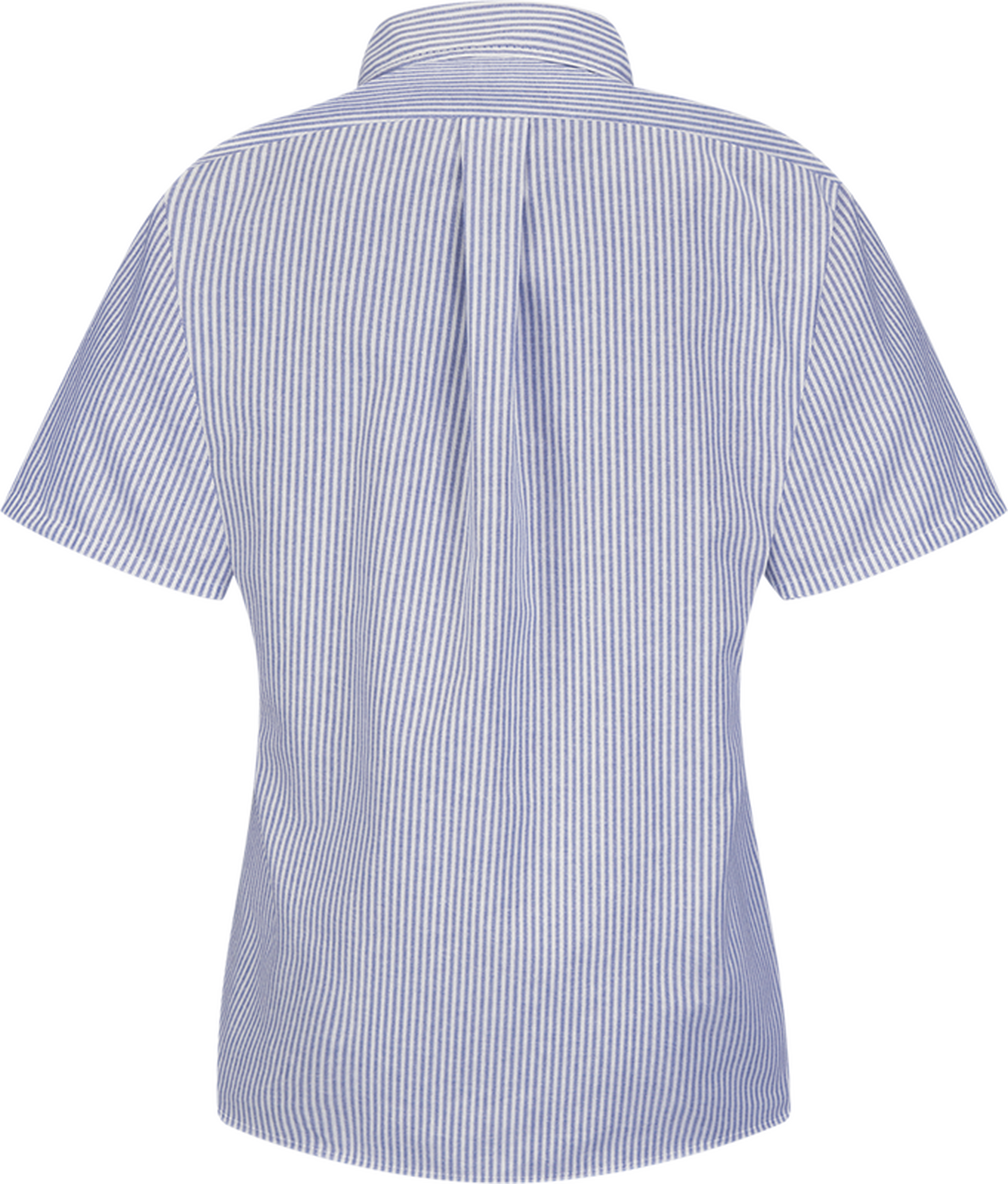 Women's Short Sleeve Executive Oxford Dress Shirt