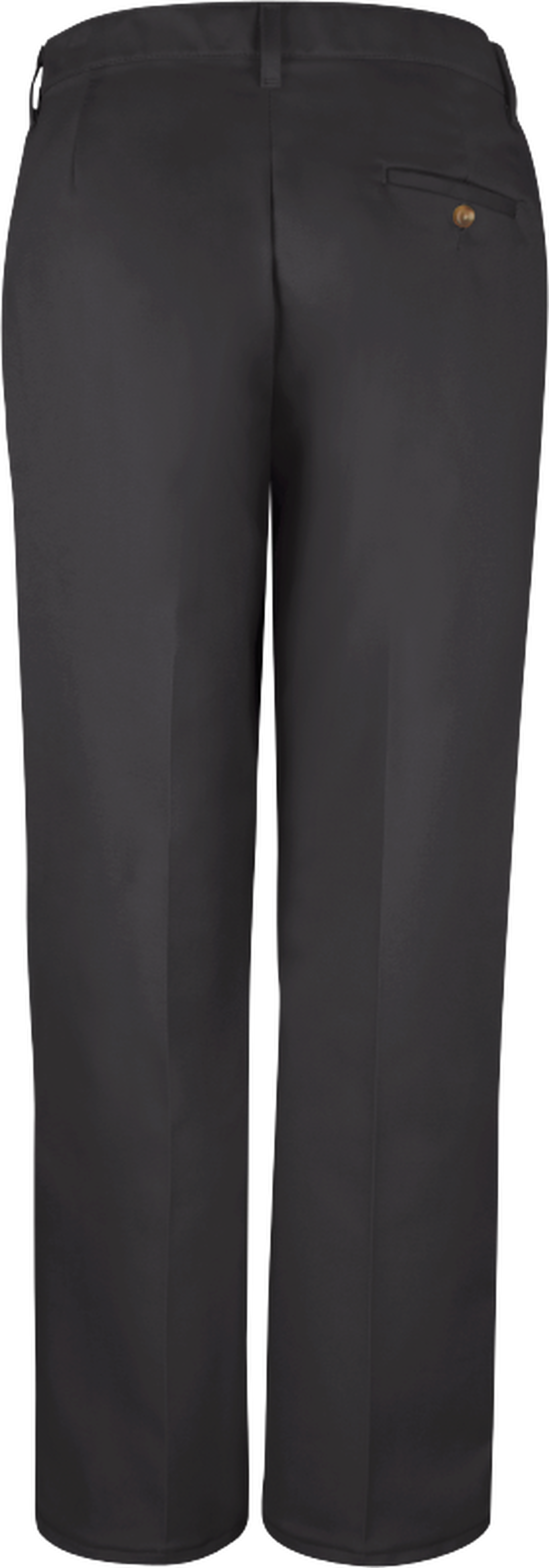 Women's Plain Front Cotton Pant
