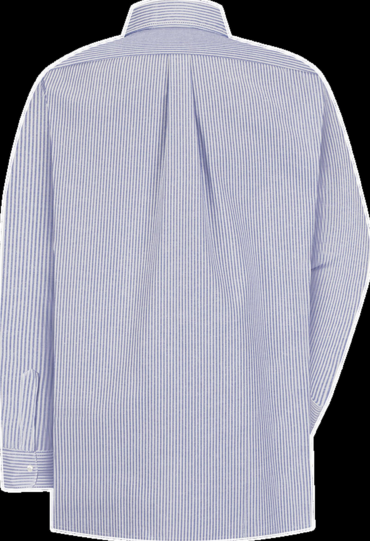 Men's Long Sleeve Executive Oxford Dress Shirt