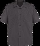 Microfiber Convertible Collar Shirt