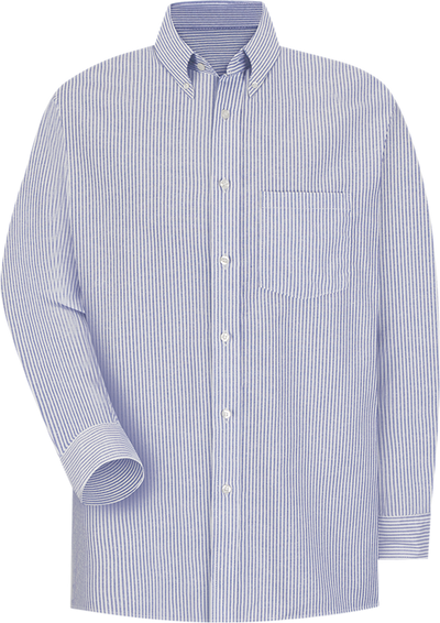 Men's Long Sleeve Executive Oxford Dress Shirt