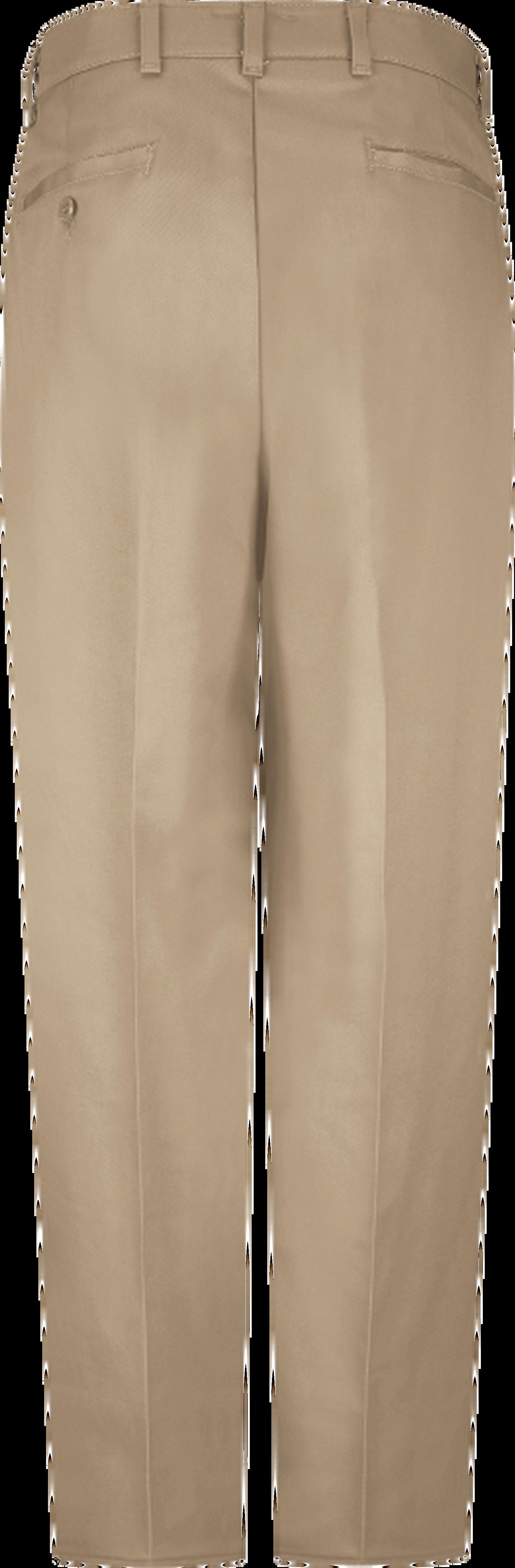 Men's Wrinkle-Resistant Cotton Work Pant