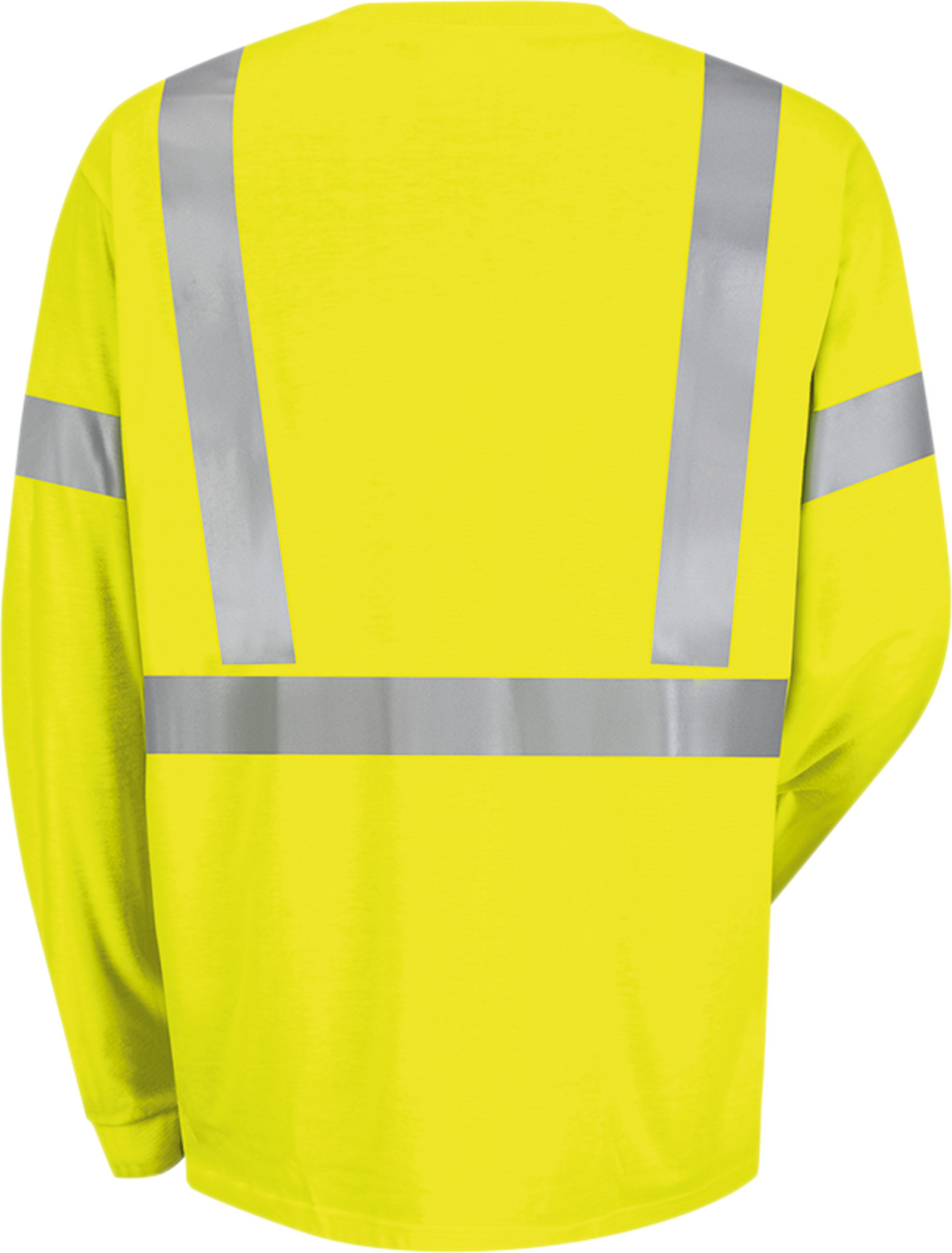 Hi-Visibility Long Sleeve T-Shirt - Type R, Class 2