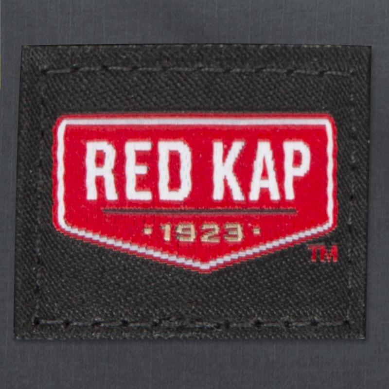 Men's Hi-Visibility Short Sleeve Color Block Ripstop Work Shirt -Type O, Class 1