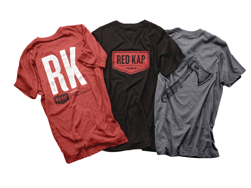 RK Logo Tee
