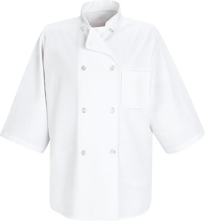 Chef Designs ½ Sleeve Chef Coat