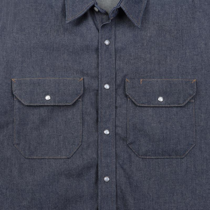 Men's Long Sleeve DeluxeDenim Shirt