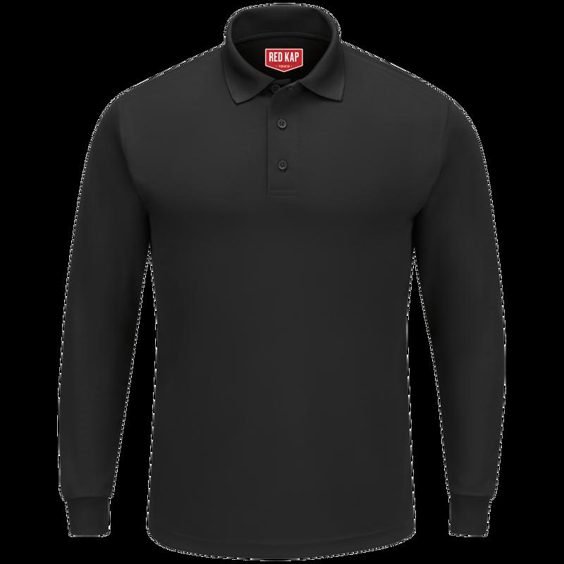 Men's Long Sleeve Performance Knit® Polo