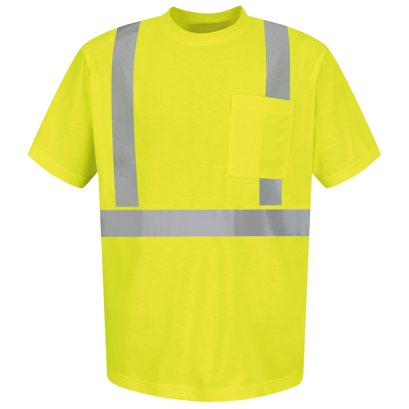 Hi-Visibility Short Sleeve T-Shirt - Type R, Class 2