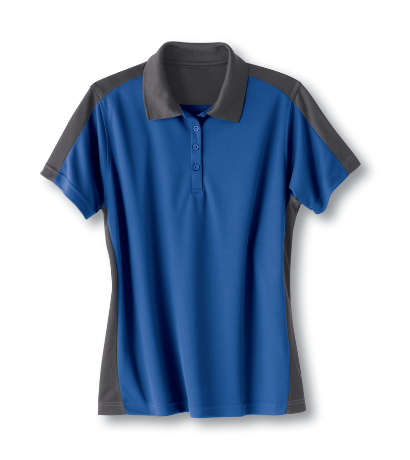Women's Short Sleeve Performance Knit® Two-Tone Polo