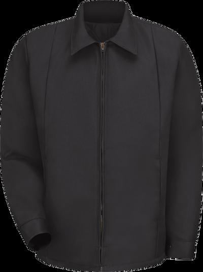 Perma-Lined Panel Jacket