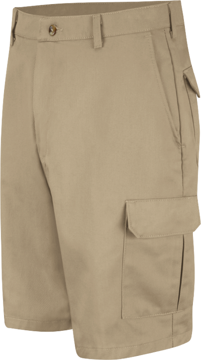 Men's Cotton Cargo Shorts