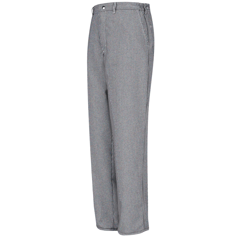 Men's Checked Cook Pant