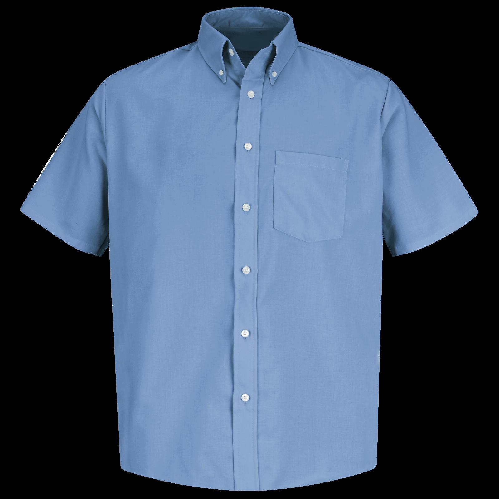 Men's Short Sleeve Easy Care Dress Shirt