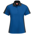 Women's Short Sleeve Performance Knit®Two-Tone Polo