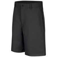 Men's Plain Front Shorts