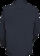 Men's Long Sleeve Wrinkle-Resistant Cotton WorkShirt