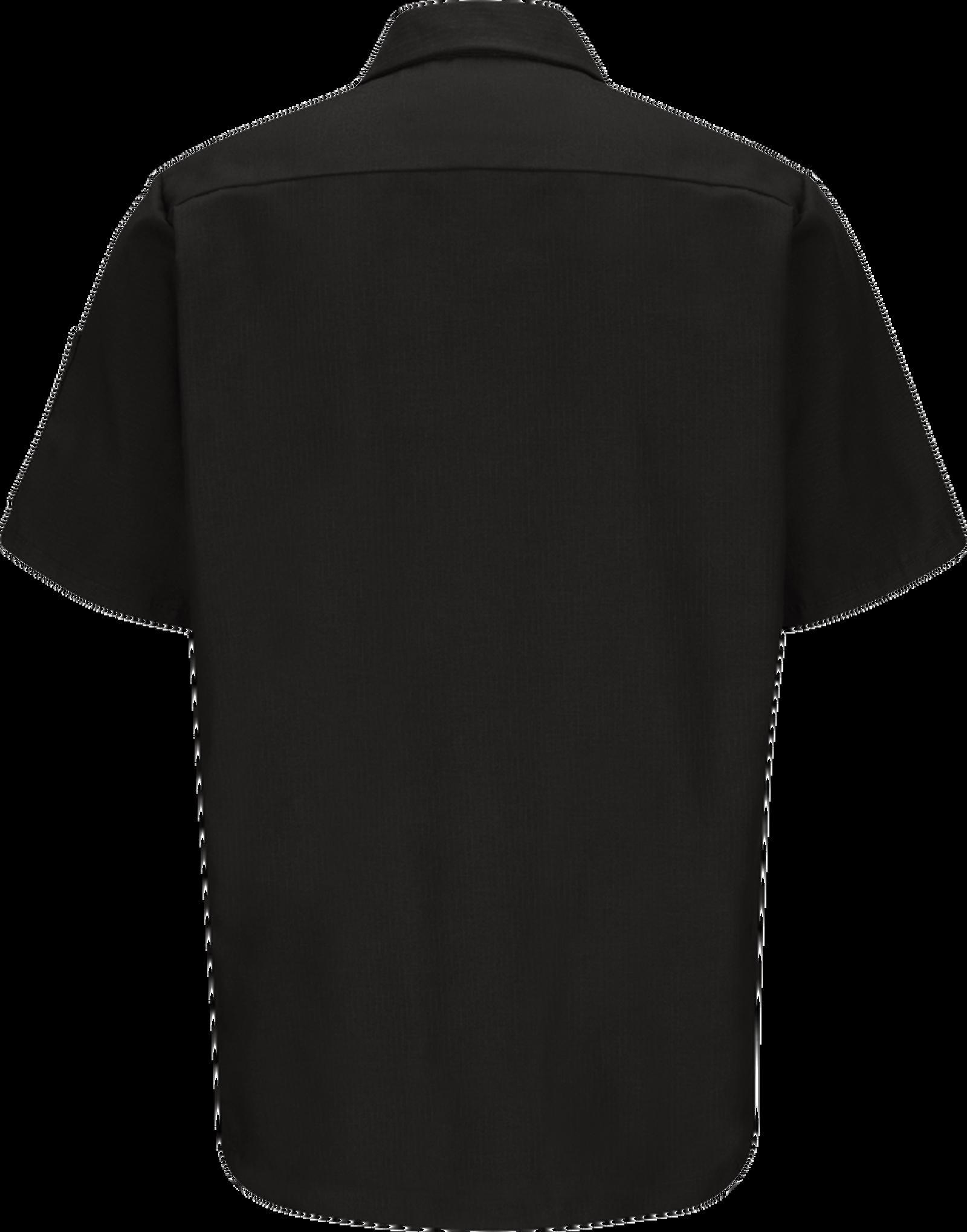 Men's Short Sleeve Solid Crew Shirt
