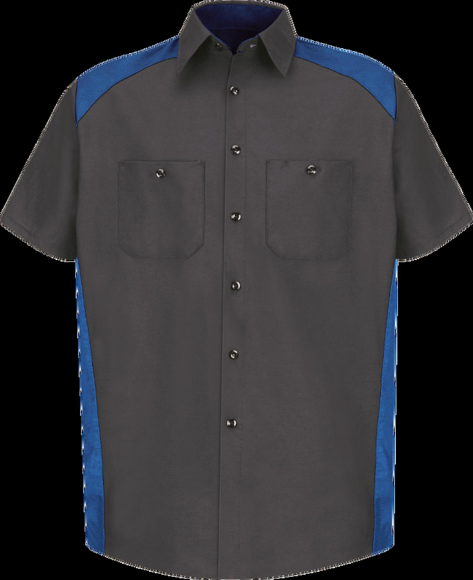 Men's Short Sleeve Motorsports Shirt