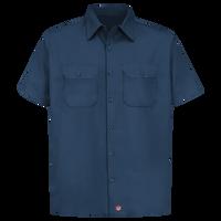 Men's Short Sleeve Utility Uniform Shirt