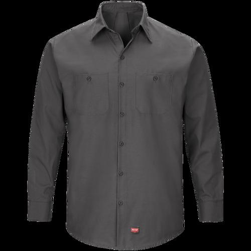 Men'sLong Sleeve Work Shirt with MIMIX™