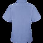 Women's Short Sleeve Specialized Pocketless Work Shirt