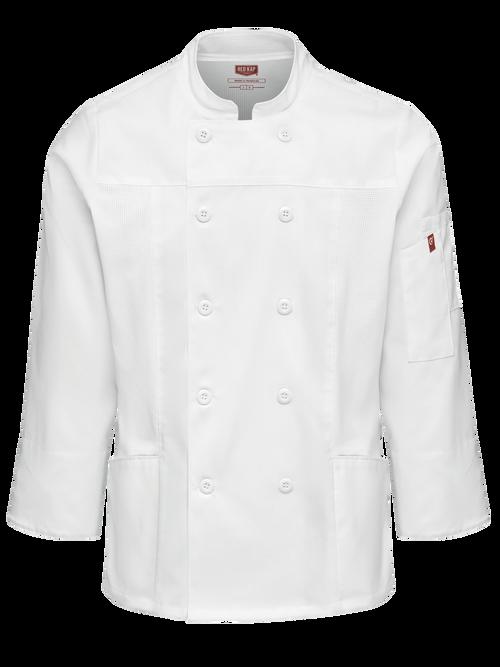 Women's Deluxe Airflow Chef Coat