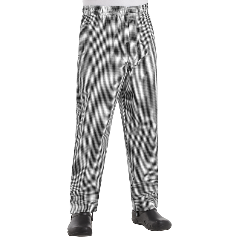 Men's Chef Designs Baggy Chef Pant with Zipper Fly