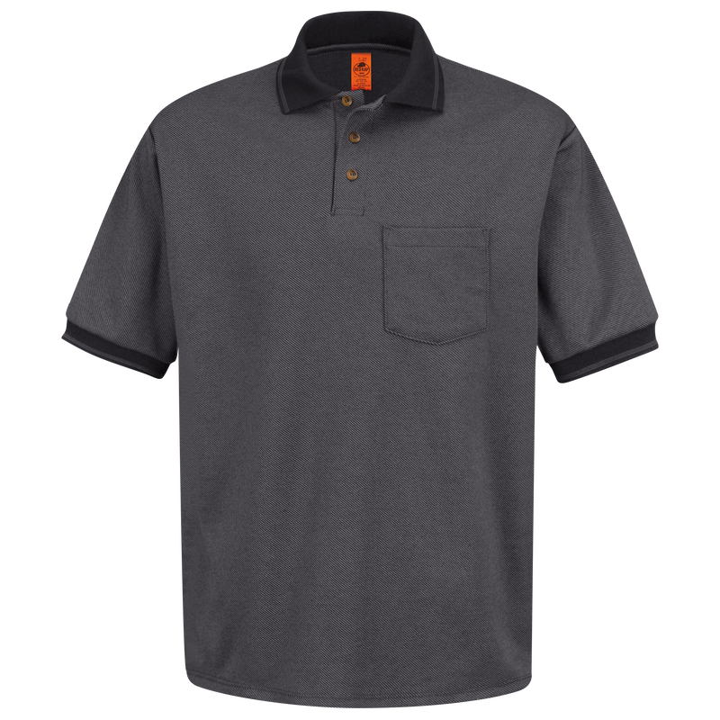 Men's Short Sleeve Performance Knit® Twill Polo