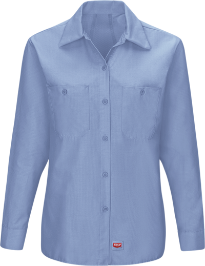 Women's Long Sleeve MIMIX™ Work Shirt