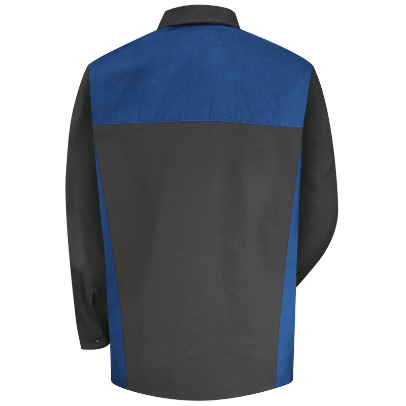 Men's Long Sleeve Motorsports Shirt