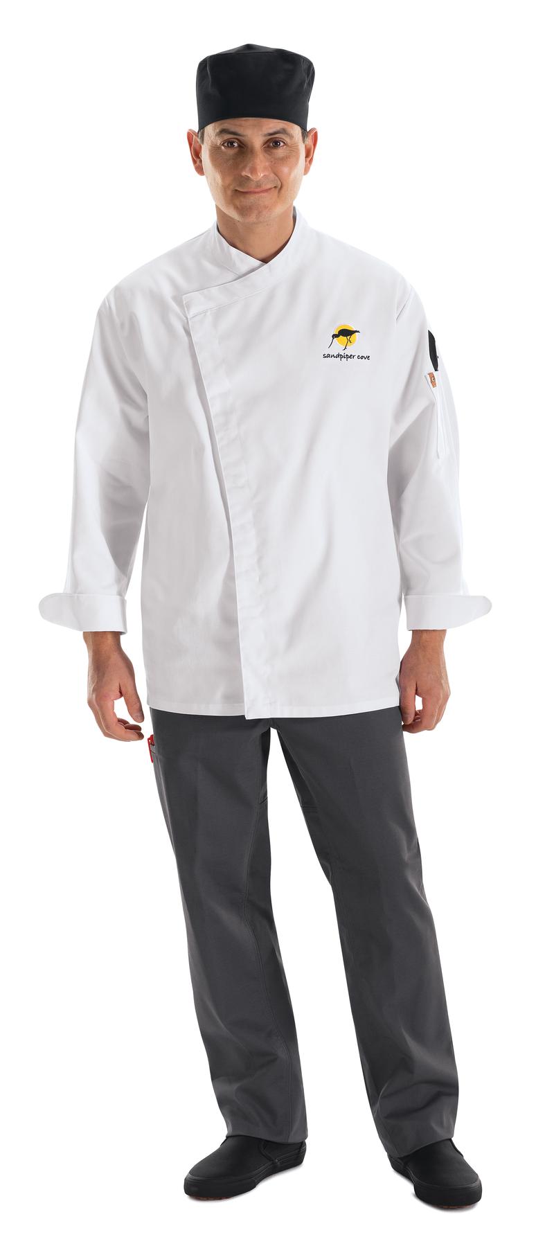 Tunic Chef Coat